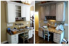painted kitchen cabinets before and afterPainted Cabinets Nashville TN Before and After Photos