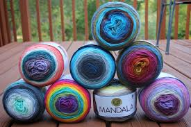 Patterns For Mandala Yarn Interesting Decorating Ideas