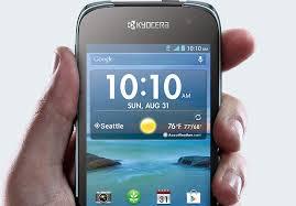 Kyocera Hydro LIFE Waterproof Smartphone