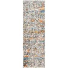 congressional orange blue 3 ft 3 in x 10 ft