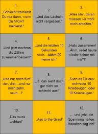 Fit Mit Thorge Das Fmt Trainer Bingo Wir Spielen Eine Facebook