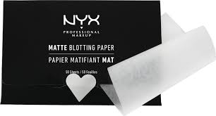 <b>NYX Professional Makeup</b> Matte Blotting Paper Матирующие ...