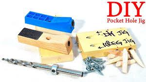 diy simple pocket hole jig