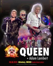 LIVE: Queen+Adam Lambert (Sölvesborg, Sweden) 6/9/16 | adamlambertlive