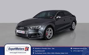 Design S3 2019 Audi S3