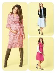 Maternity Dress Patterns Interesting Baby On Board 48 New Maternity Sewing Patterns Sewing Blog