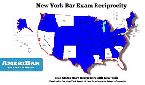 New York Bar Exam Reciprocity Admission Without Taking The