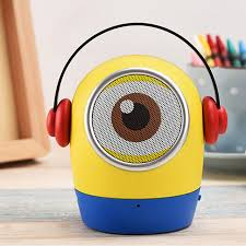 office speaker system. Cartoon Wireless Portable Bluetooth Speaker With Function TF AUX USB Home Office System O