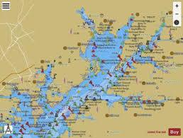 Chesapeake Bay Maps Charts Head Of Chesapeake Bay Marine Chart Us12274_p626