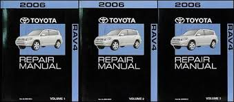 2006 rav4 toyota service repair manual pdf format toyota rav4 i have just added a substantial portion of the 2006 rav4 toyota service repair manual including electrical wiring diagrams pdf format to a storage
