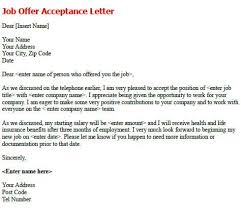 letter to accept job 9 best acceptance letters images on pinterest sample resume cover