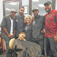 Salon owners offer free haircuts to local students - The Lima News