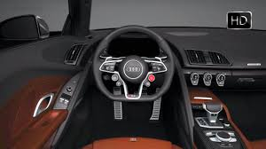 audi r8 spyder interior. Perfect Spyder Throughout Audi R8 Spyder Interior