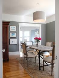 The  Best Benjamin Moore Paint COLOURS For Home Staging Selling - Gray dining room paint colors
