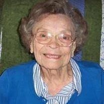 Mrs. Alma Hendrix Edenfield Obituary - Visitation & Funeral ...