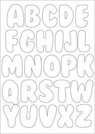 Printable Letter Templates Printable Free Alphabet Templates The Group Board On Pinterest