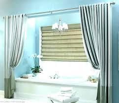 modern bed bath beyond extra long curtains