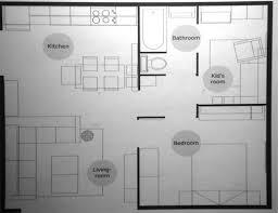 IKEA 590 square foot floor plan