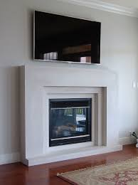 fireplace mantels surrounds in vancouver bc by blenard s decor limestone concrete marble sandstone