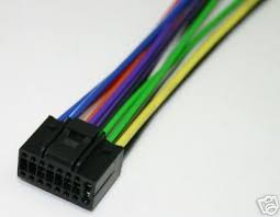 alpine wire wiring harness cda 7892 7863 9813 9833 16bk Alpine CDA-9851 Wiring Harness at Alpine Cda 9851 Wiring Harness