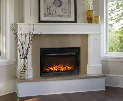 paramount ef 125 13 25 retrofit electric fireplace insert canada
