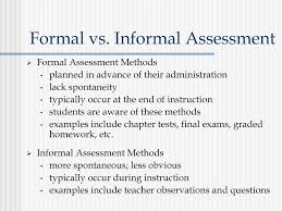 Formal Assessment Chapter 24 Assessment in Elementary and Secondary Classrooms ppt 1