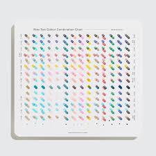 Black Colour Chart Paper Riso Colour Chart Set White Black Paper Color Colored
