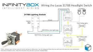 lucas headlight wiring diagram wiring diagram for you • wiring lucas 31788 headlight switch diagram wiring diagrams rh sbrowne me 3 wire headlight wiring diagram