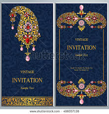 indian wedding card stock images, royalty free images & vectors Indian Wedding Card Free Vector wedding invitation or card with abstract background islam, arabic, indian, dubai indian wedding card design vector free download
