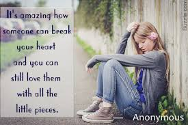 Quotes About Broken Love Amazing Reading These Broken Heart Quotes Will Help You Heal From Within