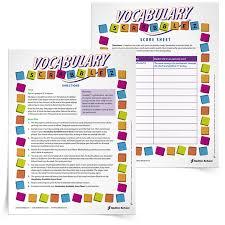 17 Printable Vocabulary-Building Games
