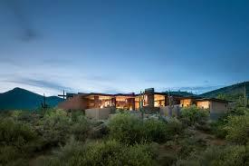 Design Exterior Case Moderne : Landscape design phoenix exterior southwestern with desert