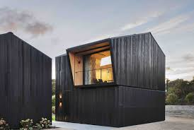 Gallery of Chilmark House / Gray Organschi Architecture + Aaron Schiller -  8 | Prefabricated architecture, Architecture, Chilmark