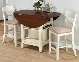 White Leather Kitchen Chairs Round Dining Table With Leaf White Leather Of The Dining Chairs