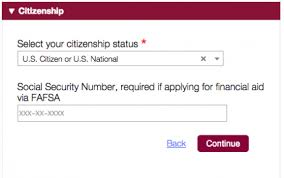 application tips harvard college citizenship status