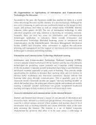 lagrama teachers essay on ict 6