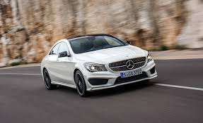 mercedes benz 2014. Simple Mercedes 2014 MercedesBenz CLA250  4MATIC First Drive  Review Car And  Driver For Mercedes Benz