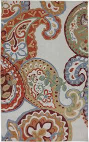american rug craftsmen concord paisley escape rug