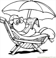 Small Picture Turtle Beach Chair Coloring Page Free Turtle Coloring Pages