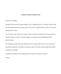 Separation Notice From Employer Template Separation Notice