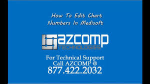 Medisoft How To Edit Chart Numbers In Medisoft