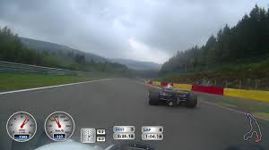 historic fwilliams fw spa best lap barilla  historic f1williams fw 07 spa best lap barilla