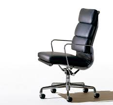 herman miller eames chair. Stylish Eames Soft Pad Lounge Chair With Executive Herman Miller