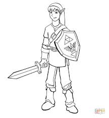 toon link coloring pages. Perfect Coloring Click The Link Coloring Pages  Intended Toon Coloring Pages