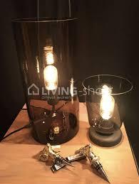 Kennywormaldfrance Glazen Bol Tafellamp Tafellamp Kroonluchter