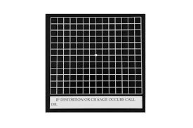 Amsler Chart Working Distance Good Lite Company