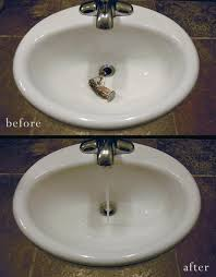 ways to unclog a sink concept clogged bathroom sink inspired on how to clog your sinks