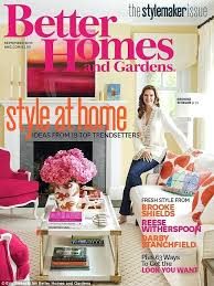 better homes and garden magazine. Home And Garden Magazine Canada Better Homes M