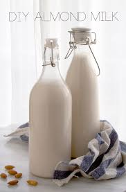 make your own almond milk and almond flour for and easy