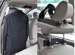 Coat Rack For Car Car Back Seat Headrest Coat Hanger Multi Purpose Storage Suit Shirts 8